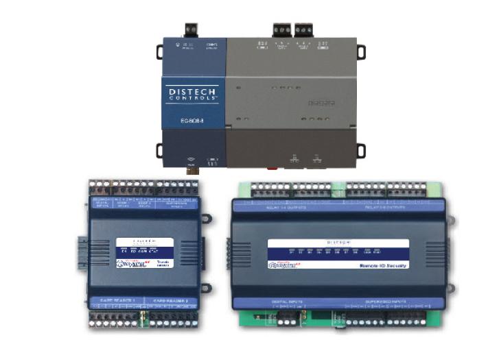 ec bos 8 as your building access controller